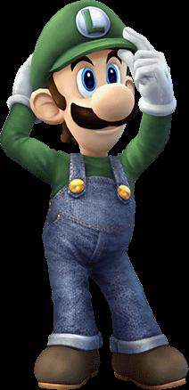 Luigi 187 Balanced Brawl Dojo